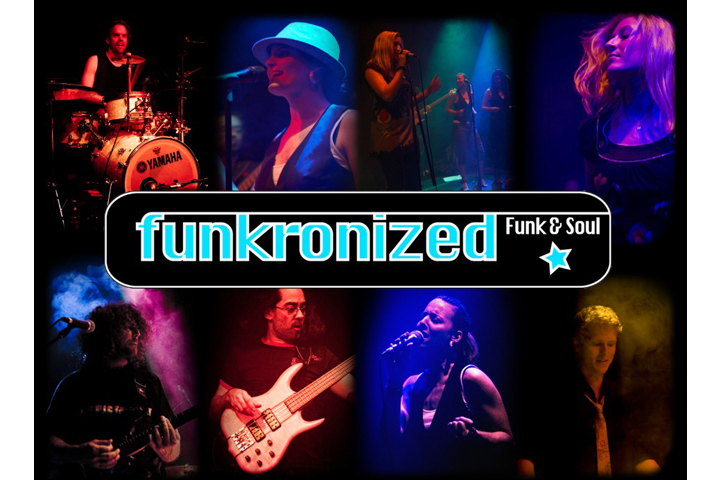 JEN! & Funkronized
